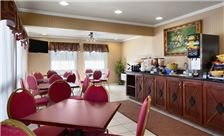 Days Inn & Suites Arcata California Hotel - Breakfast Room